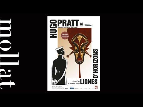 Hugo Pratt, lignes d'horizons - Musée d'Aquitaine