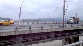 preview picture of video 'Puente de la Unidad Nacional Guayaquil Ecuador'