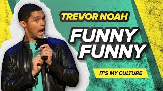 """Click to Subscribe: http://bit.ly/SubscribeTrevorNoah & turn on notifications to find out when I upload new videos.  More videos...  From """"It's My Culture"""" """"Funny, Funny"""" https://youtu.be/EJ_Ev0Gw9ck """"My Mom Got Shot In The Head"""" https://youtu.be/Yphxh5L8YbQ """"Lost My Voice""""  https://youtu.be/lZbNwIQe2D4 """"Springbok Bafana"""" https://youtu.be/6bolC02Sht0 """"Service With A Smile"""" https://youtu.be/wV2k_PtRoL8 """"Zambia loves escalators, just don't be gay"""" https://youtu.be/L3SIdXPtB0M  From """"There's A Gupta On My Stoep"""" """"We Can Fight With Our Police"""" https://youtu.be/EEjZ0Gh_y8I """"Retract The Feces"""" https://youtu.be/qzT24Qoyp4E """"White People Can't March"""" https://youtu.be/h7iDUOG3XNE """"Trump VS. Jong-Un VS. Zuma / Donald & Melania Are Fighting"""" https://youtu.be/FxvQlH4WoSY  From """"That's Racist"""" """"Surfing AIDS"""" https://youtu.be/BMf5--QPyNw  From """"The Daywalker"""" """"Throwback! """"The Daywalker"""" https://youtu.be/bbkvm8cQDdI  From """"Crazy Normal"""" """"You Don't Know What The South African Anthem Means!"""" https://youtu.be/32Ll5oE9kwg """"Overbooking Business Class"""" https://youtu.be/80ULDtPkUQg """"Death At A Funeral"""" https://youtu.be/B50sVK_VT4A """"Attention All Passengers"""" https://youtu.be/Ms6W9zgjN9E """"Jacob Zuma's Speech"""" https://youtu.be/WNwJXPcrves  From """"Lost In Translation"""" """"Flying Into America"""" https://youtu.be/KxoktuehP3c """"Getting Pulled Over In America"""" https://youtu.be/jFwBWfIoqYg """"In Contact With Ebola"""" https://youtu.be/oKbC3DBqXQc """"Mexican Jedi"""" https://youtu.be/9ESi7NfEbWE  From """"Pay Back The Funny"""" """"The Presidential Eye Roll"""" https://youtu.be/pPb3UJiH6uQ """"Don't Lose Your Accent / Learning Accents"""" https://youtu.be/MhCEdIqFCck """"Emojis & Selfies: Cellphones Are Robbing Us"""" https://youtu.be/2r3qk7ifgI4 """"My Red Carpet Trauma"""" https://youtu.be/XRVXhZckSa8  From """"Nation Wild Comedy"""" """"Jokes About Deaf People"""" https://youtu.be/xY_pr8lL_3k """"Don't Hate On The Vuvuzela"""" https://youtu.be/zu4btYowL10  From """"African American"""" """"Good Credit, Buy Anything!"""" https://youtu.be/NvLtjOiMDYE """"It Makes No Sense!"""" """