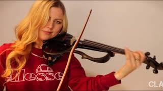"Grime Violinist -  Live Session @ ""LIVE WIRE CREATIVE"" - (CLAP4METV)"