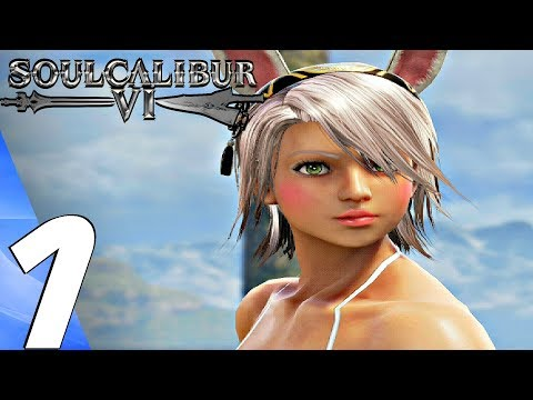 Soul Calibur VI (Part 1) - Custom Characters, Online Mode