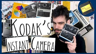 The Kodak Instant Camera: What Went Wrong?