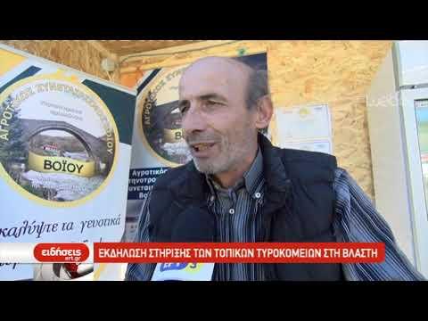 Εκδήλωση στήριξης των τοπικών τυροκομείων στη Βλάστη Κοζάνης | 31/10/2019 | ΕΡΤ