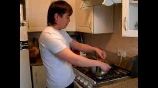 Смотреть онлайн Как приготовить соус для риса в суши