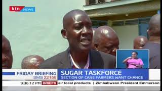 Sugarcanes farmers has faulted the government for sidelining the industry's stakeholders