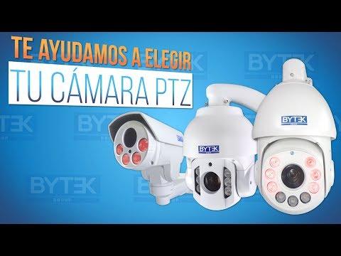 ¡ Como elegir tu cámara PTZ ideal !