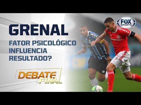 GRENAL NO BRASILEIRÃO! FATOR PSICOLÓGICO INFLUENCIA RESULTADO? | Debate Final