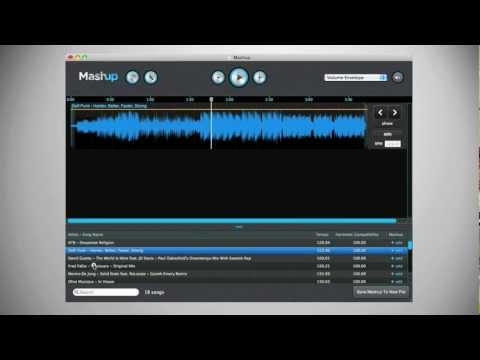 """Create Your Own Mashups with """"Mashup"""" Software"""