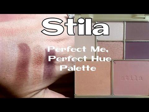 Perfect Me, Perfect Hue Eye & Cheek Palette by stila #9
