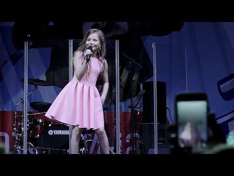 Алиса Кожикина — Всё будет хорошо (Белгород 2016)