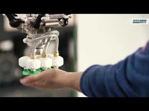 roboterbasierte Automatisierung für Lohnverpacker