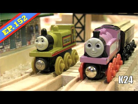 Stepney and the Bluebell Branchline | Thomas & Friends Wooden Railway Adventures | Episode 152