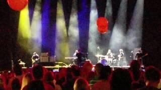 """Echo and the Bunnymen - """"Lips like Sugar"""" , Coney Island, NY.  7/11/17"""