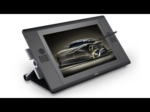 Wacom Cintiq 24 inch interactive display