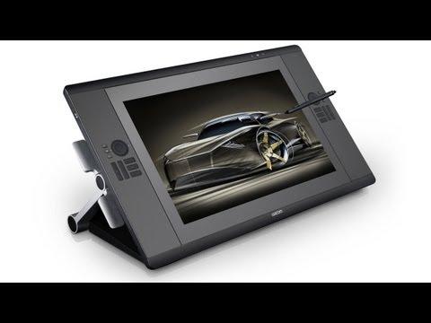 Wacom Cintiq 24 inch interactive display
