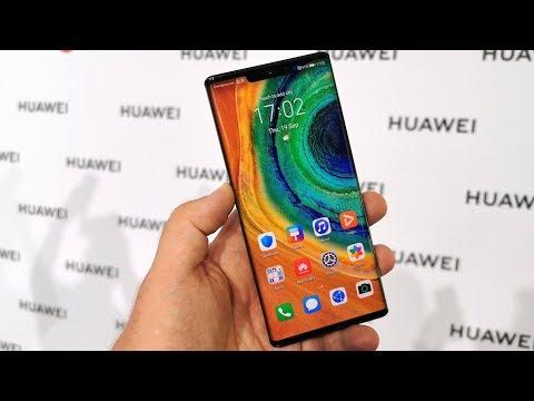 Foto Huawei Mate30 Pro - Video anteprima dalla presentazione della Mate30 Series