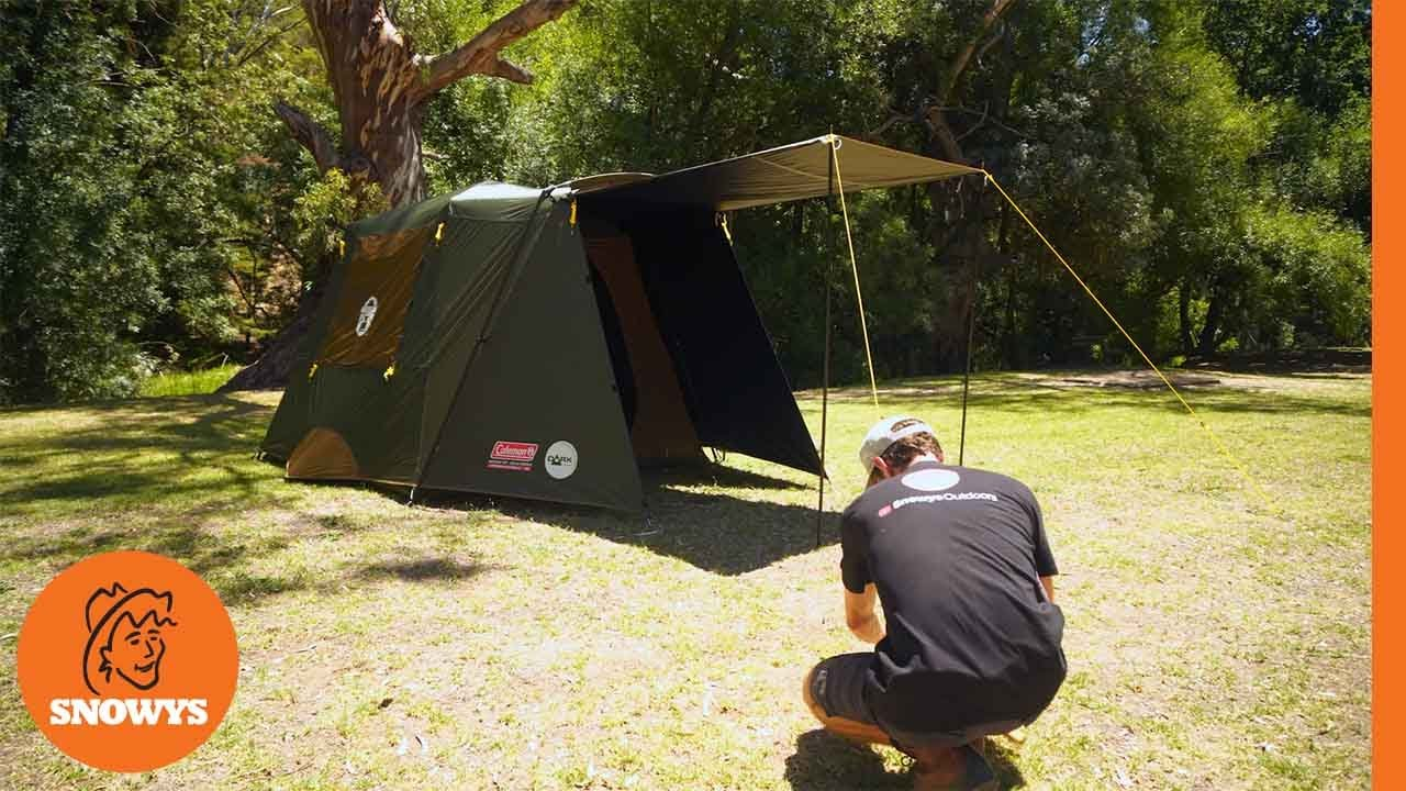 Instant Up 4P Lighted Northstar Darkroom Tent