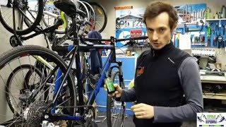 Видео: Структура, смазка и износ велосипедной цепи