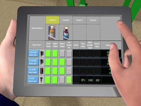 Smart Sensors from Rockwell Automation