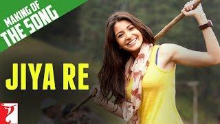 Making Of The Song - Jiya Re | Jab Tak Hai Jaan | Shah Rukh Khan | Anushka Sharma