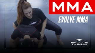 MMA | UFC World Champion Miesha Tate Teaches How To Set Up A Guillotine
