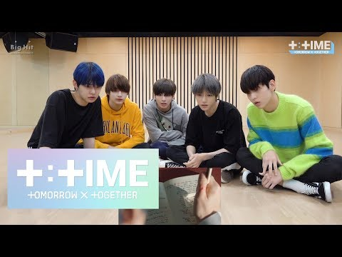 T:TIME 9와 4분의 3 승강장에서 너를 기다려 (Run Away) MV reaction - TXT (투모로우바이투게더)