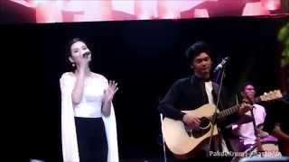 RAISA & The Overtunes - Jatuh Hati Sayap Pelindungmu (Konser Pemeran Utama Surabaya)