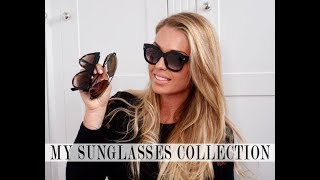 My Top 5 Styles of Sunglasses With NowTheGlasses | Cleo Lacey