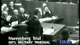 Robert H Jackson 1945 Opening Statement