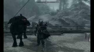Skyrim:Мод Броня Жестокого Короля №2
