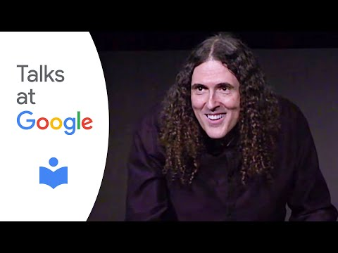 """Weird Al"" Yankovic: ""Mandatory Fun"", Talks at Google"