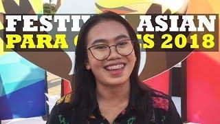 Yuk Berwisata di Zona Festival Asian Para Games 2018