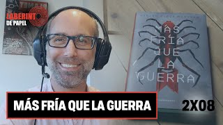 FABIÁN PLAZA | Ganador del premio Minotauro por 'MÁS FRÍA QUE LA GUERRA'