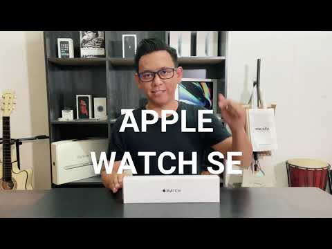 APPLE WATCH SE UNBOXING|44MM|MALAYSIA