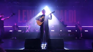 Lewis Capaldi   'Before You Go' Live [4K] @ Manchester Academy 23.11.19
