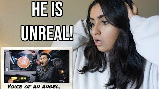 SAUDI REACTS TO MARCELITO POMOY'S THE PRAYER!