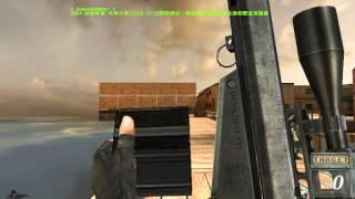 SF【全壞槍測試】M82 BARRETT【HD】