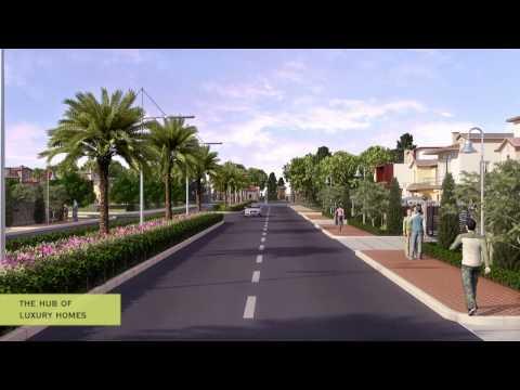 3D Tour of DLF Garden City Plots