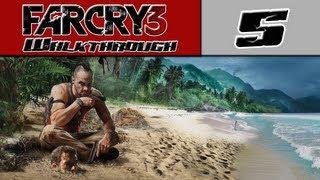 Far Cry 3 Walkthrough - Far Cry 3 Walkthrough Part 5 - Hiding Out In Caves [Far Cry 3 Play Through]