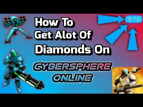 4 Tips On How To Get Diamonds Fast!   CyberSphere Online   Tips & Tricks