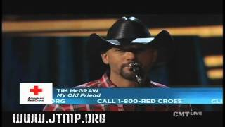 """Music Builds - Tim McGraw - """"My Old Friend"""" - JTMP.ORG"""
