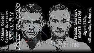 The MMA Vivisection - UFC on FOX 29: Poirier vs. Gaethje picks, odds, & analysis