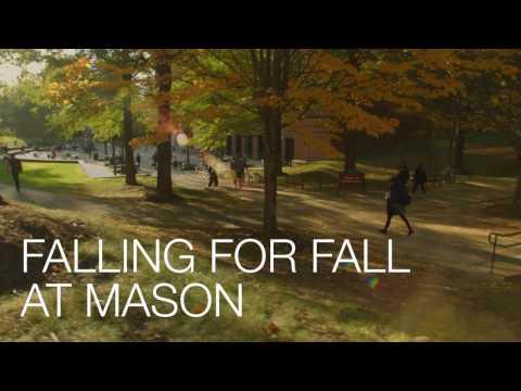 Falling for Fall at Mason