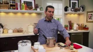 Шоколадный пудинг с кремом амаретто - Рецепты от Бадди