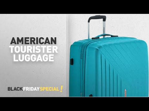 Up To 45% Off Selected American Tourister Luggage | Amazon UK Black Friday