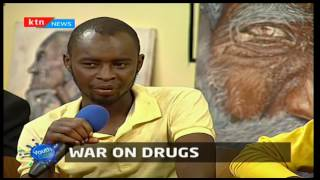 Youth Cafe: War on Drugs as the Youths ravish in abuse, February 17th 2017