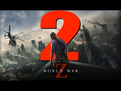 มหาวิบัติสงคราม Z 2 - Brad Pitt 2017