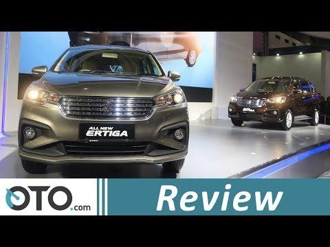Suzuki Ertiga 2018 | Review | Perbedaan Tipe GL dan GX | IIMS 2018 | OTO.com