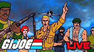 G.I. Joe Live | A Real American Hero (Full Episodes) | Live Now Hasbro Live Stream