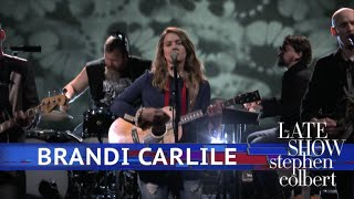 Gambar cover Brandi Carlile Performs 'The Joke'